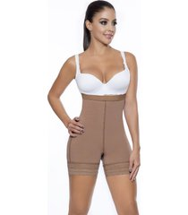 fajas colombianas seamless high hugger womens body shaper no zipper short style