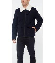 vince camuto men's wool bomber jacket