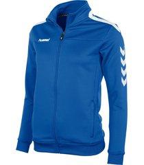 hummel valencia jacket fz ladies 108010-5200