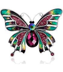 spilla a forma di farfalla