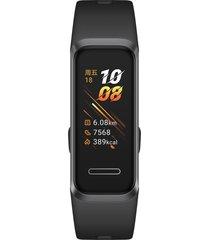 reloj deportivo inteligente huawei band 4 de 0.96 pulgadas