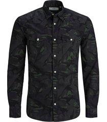 overhemd camouflage