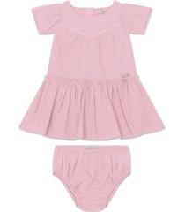vestido com calcinha trick nick rosa