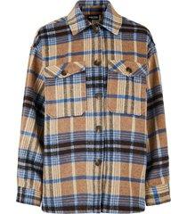 shirt pccarlene shacket bc