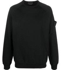 classic cotton pullover sweatshirt