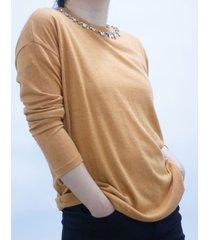 sweater  beige design plus