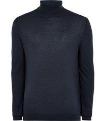 mens navy turtle neck sweater
