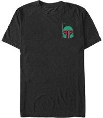 fifth sun men's bobba head pocket short sleeve crew t-shirt
