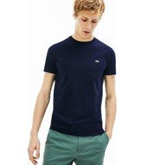 lacoste blauwe t-shirt
