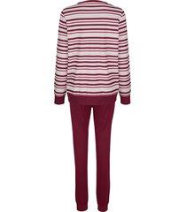 pyjamas harmony lavendel::ljung::benvit