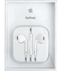 audifonos apple earpods iphone 6 plus.