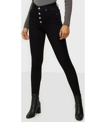 calvin klein jeans high rise super skinny ankle skinny