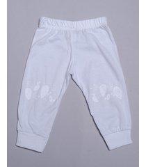 pantalón blanco pecosos pima glow