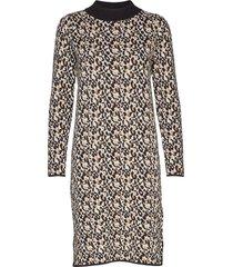 dress knitwear knälång klänning multi/mönstrad gerry weber