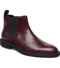 alex m stövletter chelsea boot brun vagabond
