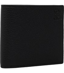 loewe anagram wallet black