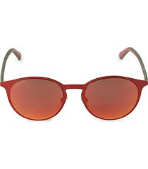 52mm oval sunglasses