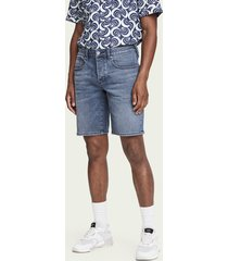 scotch & soda ralston short – moonlight | slim fit