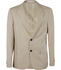 lanvin two-button blazer