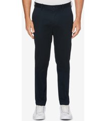 perry ellis men's resist spill slim-fit chino pants