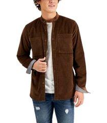 sun + stone men's malcom corduroy jacket, created for macy's