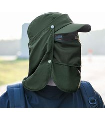 sombreros para sol protección uv upf 50 + sombreros de solapa cara