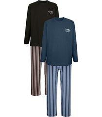 pyjama's g gregory blauw::antraciet