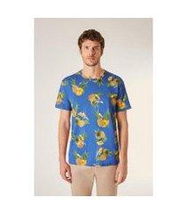 camiseta full print pf tropical reserva masculina
