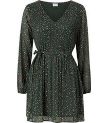 klänning jdyminna l/s short dress wvn