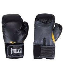 luvas de boxe everlast classic - 12 oz - adulto