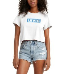 levi's plus trendy cotton graphic t-shirt