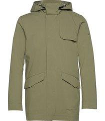 alph mech stretch jacket tunn jacka grön j. lindeberg
