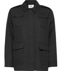 day cactus outerwear jackets utility jackets zwart day birger et mikkelsen