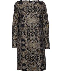 via miramare dress jurk knielengte multi/patroon mos mosh