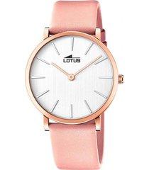 reloj 18777/1 minimalist rosa lotus
