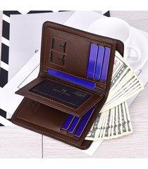 billetera super- billetera monedero billetera-marrón
