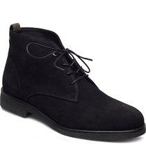 tony desert boots snörskor svart sneaky steve