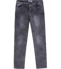 jean hombre gris claro color gris, talla 30