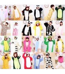 adult unisex onesie pajamas lovely cosplay costume animal kigurumi dress s-xl-01