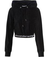 t by alexander wang hoodie