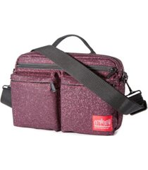 manhattan portage albany midnight shoulder bag