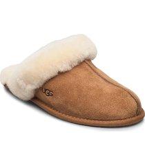 scuffette ii slippers tofflor brun ugg