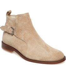 alias classic low jodhpur suede shoes chelsea boots beige royal republiq