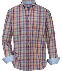 overhemd babista blauw::roze::oranje