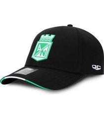 gorra atlético nacional oficial oc caps clásica negra