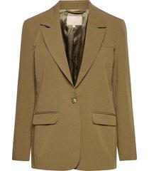 lucca ls blazer blazer colbert groen soft rebels