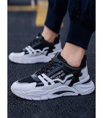 moda para hombre al aire libre zapatillas informales para caminar