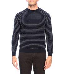 giorgio armani sweater giorgio armani striped jacquard pullover