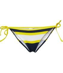 cheeky string side t bikinitrosa multi/mönstrad tommy hilfiger