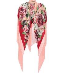dolce & gabbana shawls